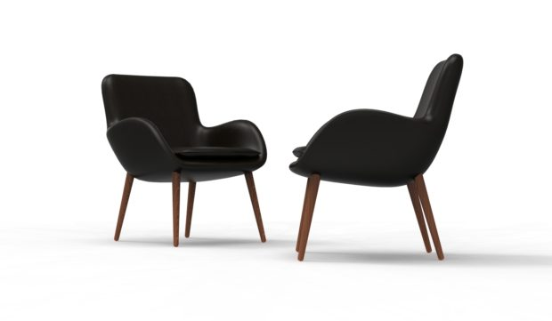Gambler chair design presentation 2016 by Jacob Würtzen