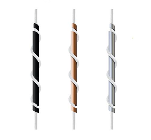 VITA Spinner cord shortener for pendant lamps, 2014. Design Jacob Würtzen
